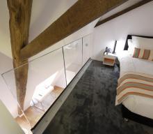 Appartement/hôtel en duplex, Aubusson