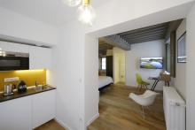 Appartements/hotel en bord de creuse - Aubusson