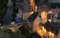 Appartements/hotel en bord de creuse - quartier de la Terrade - Aubusson